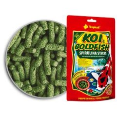 KOI & GOLDFISH SPIRULINA STICKS 1L